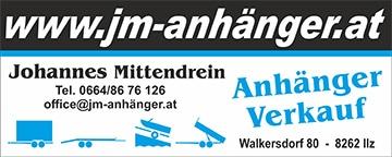 JM Anhänger Logo. Anhänger Logo